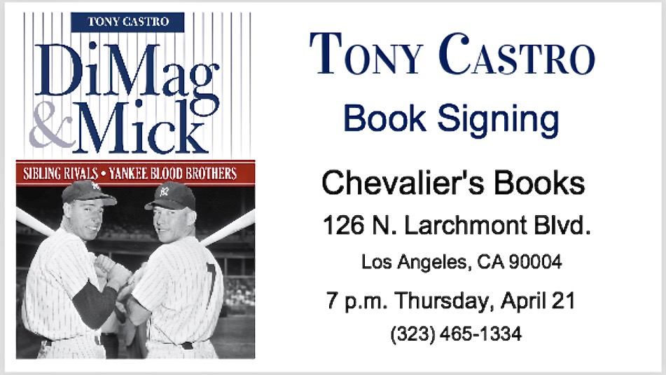 Book Signing Invite